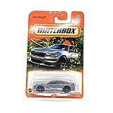 Original Matchbox 2018 Dodge Charger Gray Diecast 1:64 Scale