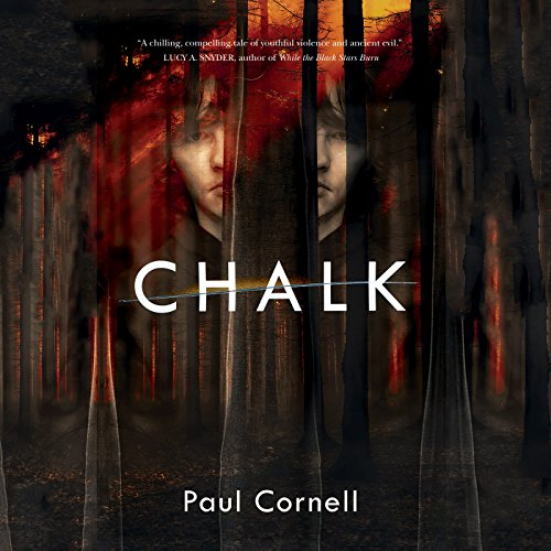 Chalk audiobook cover art
