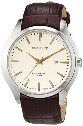 Gant Montre de Bracelet River Dale à Quartz analogique Cuir w70693