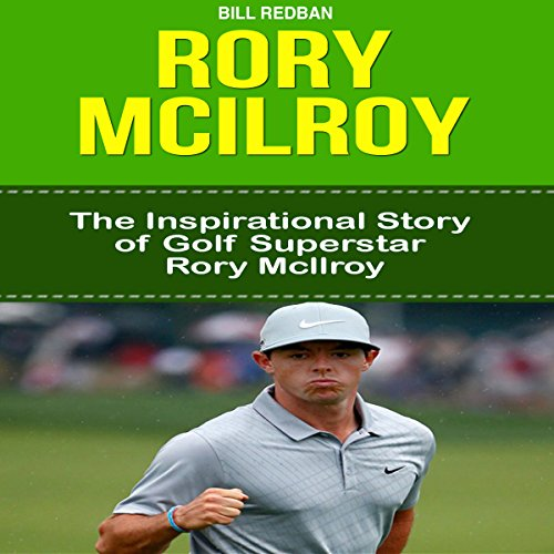 Rory McIlroy audiobook cover art