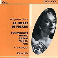 Le Nozzedi Figaro by Schwarzkopf/Seefried/Jurinac/Panerai/i;Scala1954 (2004-02-11)