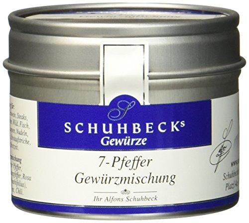 Schuhbecks 7 Pfeffermischung, 3er Pack (3 x 40 g)