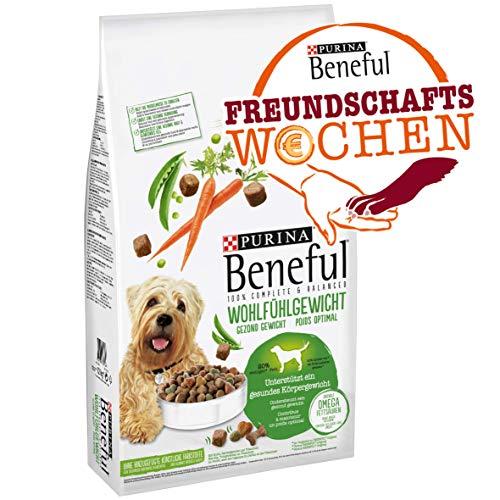 Purina Beneful Hondendroogvoering, met Kip, Tuingroente en Vitaminen), Zak van 12 kg