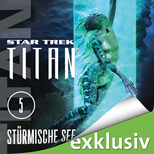 Stürmische See (Star Trek: Titan 5) cover art