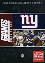 NFL- New York Giants - The Road to Super Bowl XLII