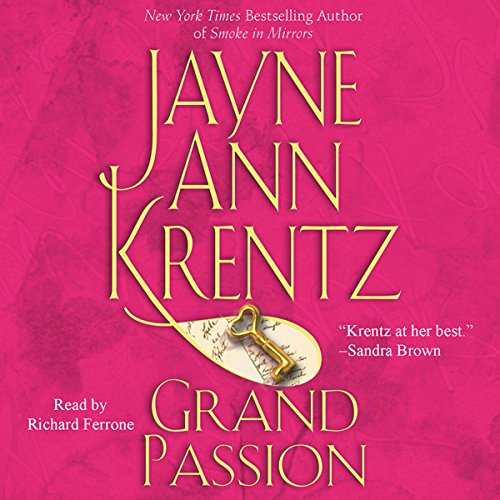 Grand Passion audiobook cover art