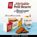 Lu le véritable Petit-beurre - Bastogne et spéculoos - les meilleures recettes (Les Mini Larousse - Cuisine)