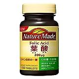 大塚製薬 ネイチャーメイド 葉酸 150粒 75日分