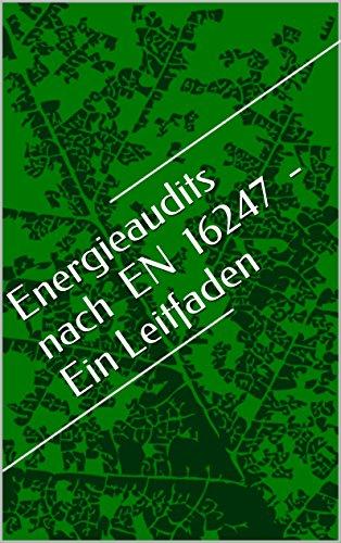 Energieaudits nach EN 16247 - Ein Leitfaden: Energieaudits nach den Anforderungen des überarbeiteten EDL-G inkl. Berichtvorlage