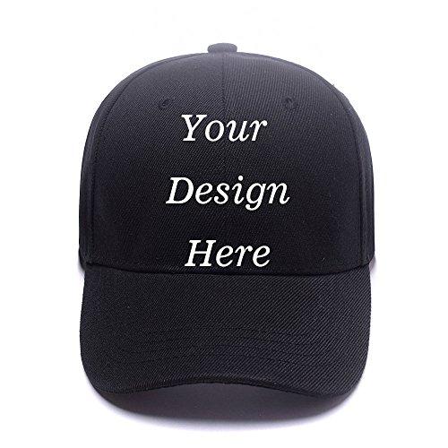 Baseball cap printing Motorsports Rod Style Hat Men and women tee