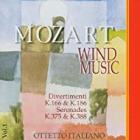 Music for Winds 1 by OTTETTO ITALIANO (1997-04-15)