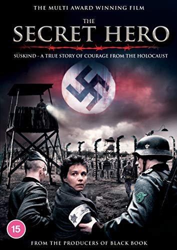 The Secret Hero - Suskind: A True Story of Courage from the Holocaust (Multi Award Winning Film) [DVD] [2020]