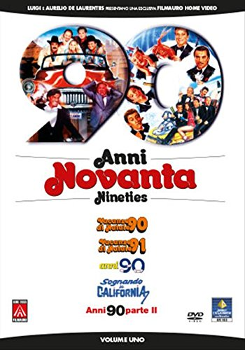 Anni'90 Vol.1 (Box 5 Dvd)