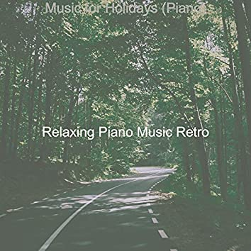 Music for Holidays (Piano)