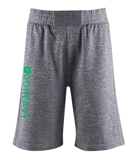 Go Haevy Homme WOD Shorts - Gris L