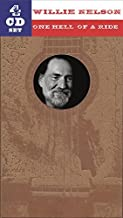 One Hell Of a Ride (4-CD Box Set) by Willie Nelson Box set, Original recording remastered edition (2008) Audio CD