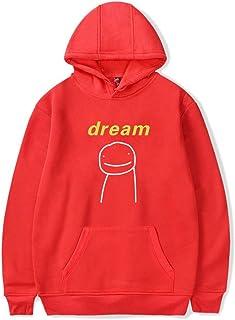 WAWNI Dreamwastaken Dream Smile Merch Felpa con cappuccio Uomini/Donne Harajuku Vestiti Plus Size XXS-4XL