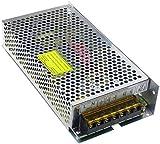 Alitove 5V 20A 100W AC 110/220V DC LED-Treiber Schalter Netzteil Transformator Stromversorgung für WS2811 2801 WS2812B WS2813 APA102 LED-Leiste
