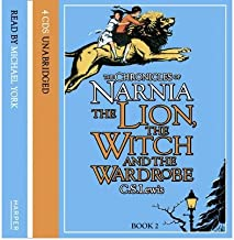 The Lion, the Witch and the Wardrobe: Complete & Unabridged (The Chronicles of Narnia) (CD-Audio) - Common