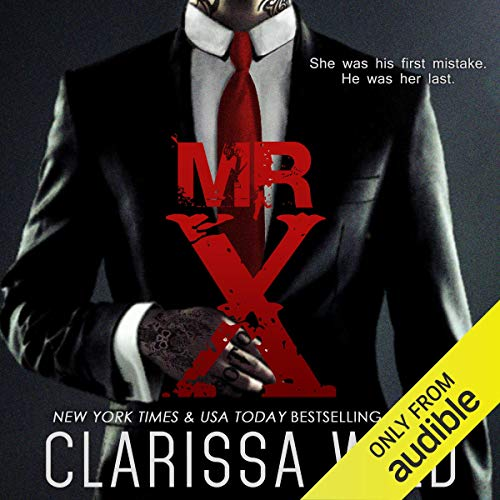 Mr. X Audiobook By Clarissa Wild cover art