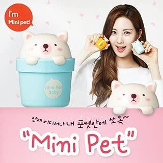 [The Face Shop] Lovely Mix Mini Pet Perfume Hand Cream #1 Baby Powder