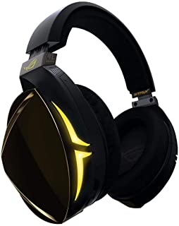 ASUS 90YH00Z3-B3UA00 Asus ROG Strix Fusion 700 PC, console and mobile gaming headset with Bluetooth 4.2,RGB light synchron...