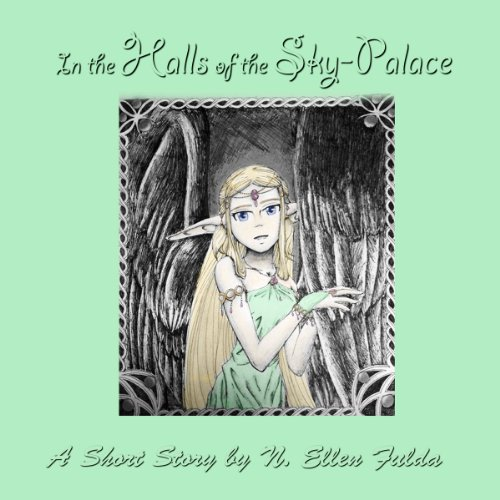 In the Halls of the Sky-Palace: A Short Story audiobook cover art