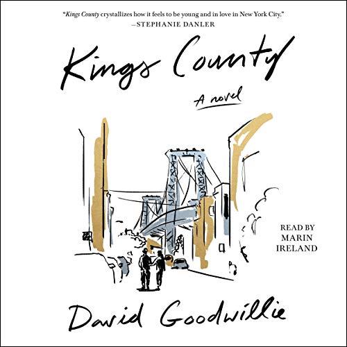 Kings County audiobook cover art