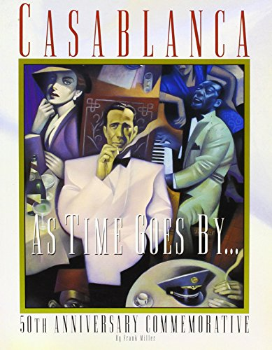 Price comparison product image Casablanca: As Times Goes by : 50th Anniversary Commemorative