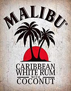 Best malibu rum signs Reviews