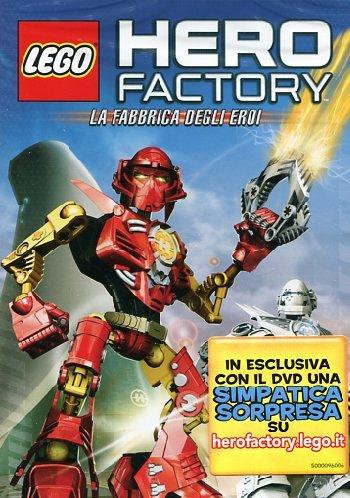 Lego - Hero factory - La fabbrica degli eroi [IT Import]