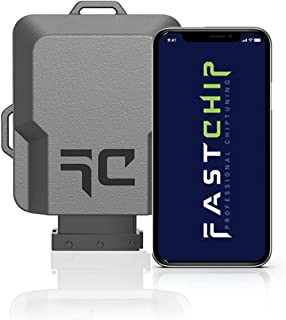 Fastchip Black mit APP Compatible with Carnival II (VQ) 2.2 CRDi (150 PS / 110 kW) Diesel Chiptuning