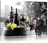 gemischte Auslese an Weintrauben schwarz/weiß Format: