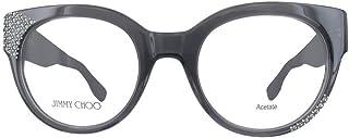 Braun Jimmy Choo Brillengestelle JC69 Rechteckig Brillengestelle 51