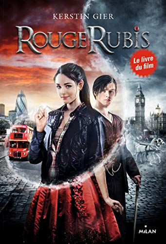 Rouge rubis, Tome 01: Rouge rubis