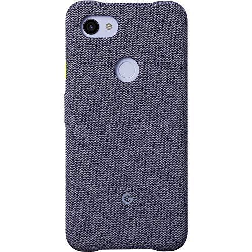 Google Pixel - Cover protettiva per Google Pixel 3a XL, con tessuto su misura e Active Edge, compatibile con Google Pixel