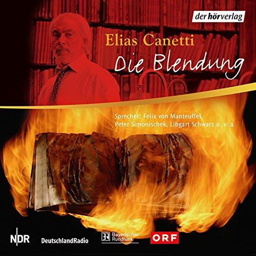Die Blendung audiobook cover art