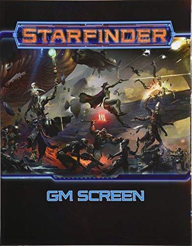 Devir Starfinder: Pantalla - Suplemento de rol [Castellano]
