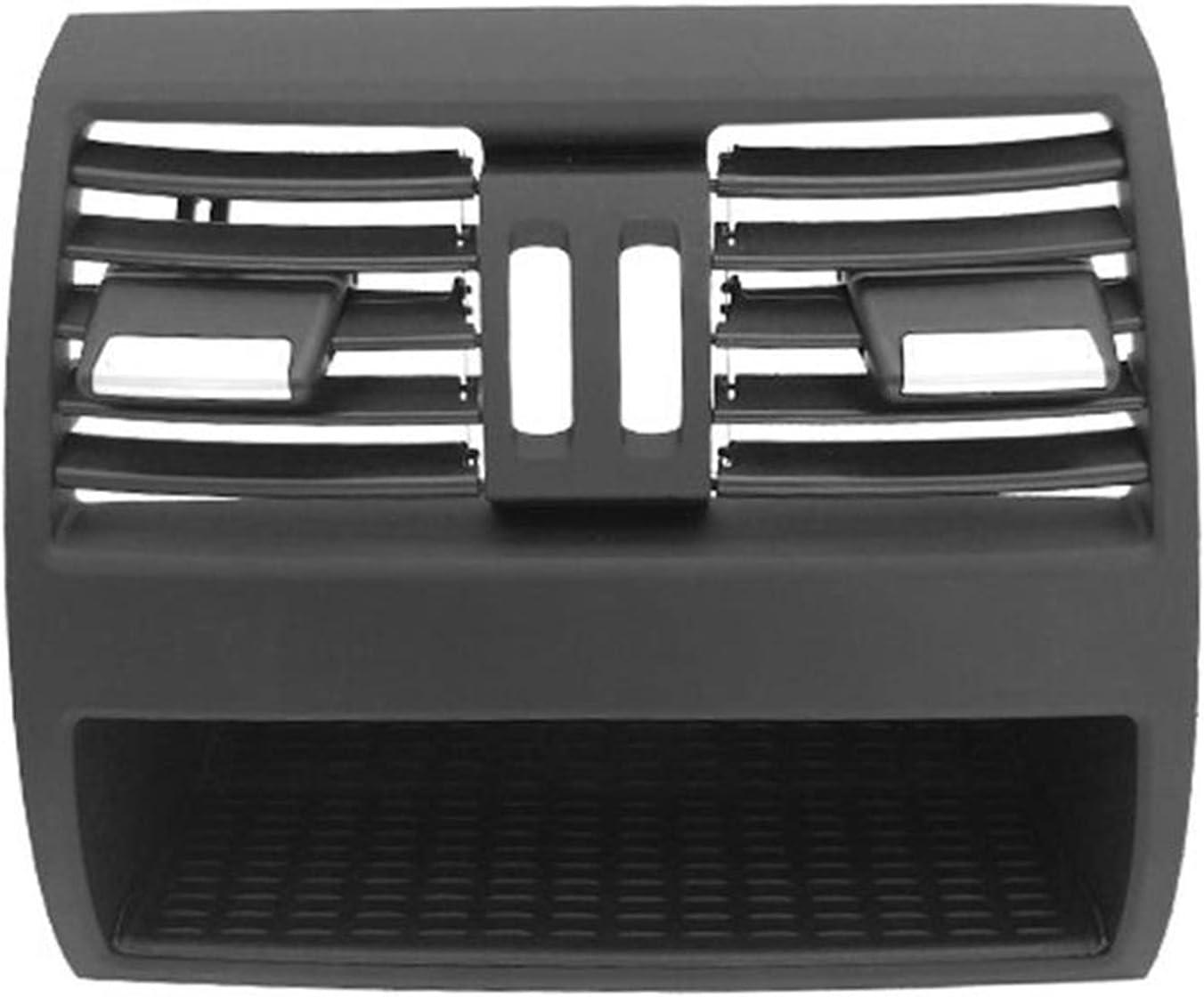 MKXGEA Rejilla de ventilación de la Cubierta de Salida de Aire de la Consola Central Trasera, para BMW F10 520D, para BMW 530d F10 F18 525d 535d 5 Series