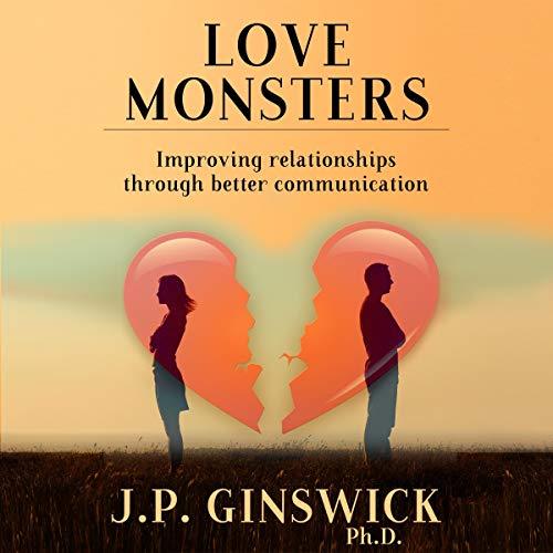 Love Monsters audiobook cover art