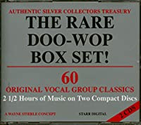 Rare Doo Wop Box Set
