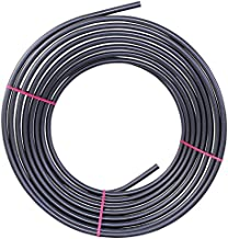 PVF-Coated Steel Brake, Fuel, Transmission Line Tubing Coil, 3/8 x 25 ft