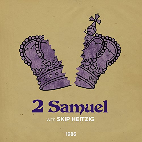 10 2 Samuel - 1986 audiobook cover art