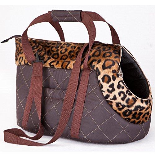 N TOR gep10 HOBBYDOG R2 Bag Sac de transport pour chien et chat de transport Sac de transport pour chien chat Sac de Transport Sac Boîte de transport (3 tailles) (R2 (25 x 43 cm))