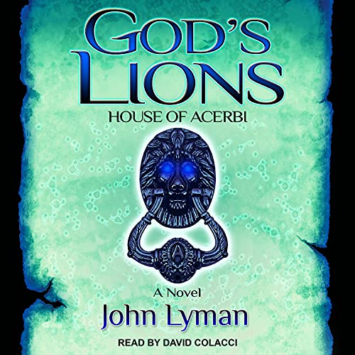 God's Lions: Rise of the Beast cover art