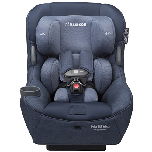 Product Image of the Maxi-Cosi Pria 85 Convertible Car Seat, Brilliant Navy