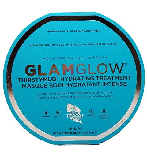 GLAMGLOW Thirstymud Hydrating Treatment, 1er Pack (1 x 50 g)