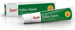ilon Salbe classic 50 g – die grüne Zugsalbe gegen Hautentzündungen bis hin zu kleineren Abszessen, Haarbalgentzündungen oder Schweißdrüsenentzündungen. Natürlich sanft zur Haut mit einzigartiger pflanzlicher Wirkstoffkombination