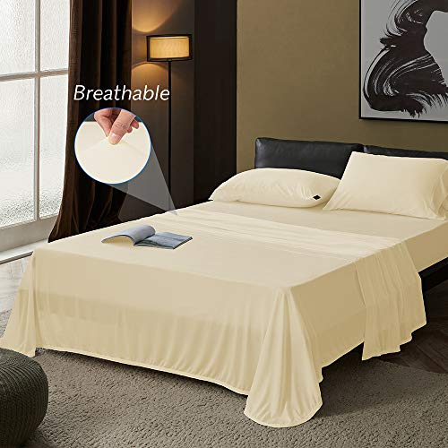 3 PC SunStyle Home Soft Twin Bed Sheet Set $11.20 (60% Off with code)