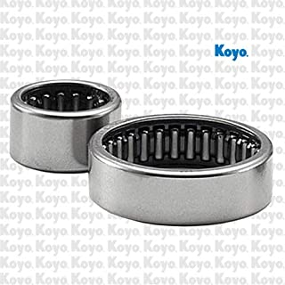 Drawn Cup Needle Roller Bearing - Open Ends with Full Complement, 5/8 in Bore, 7/8 in OD, 3/4 in Width, (Pack of 10)